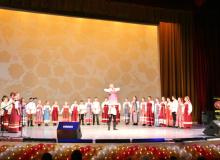 VII Международный фольклорный фестиваль«ИНТЕРФОЛК»